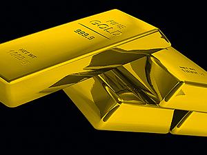 Goldfolienprägung