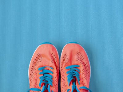 Sport and fitness lifestyle concept background