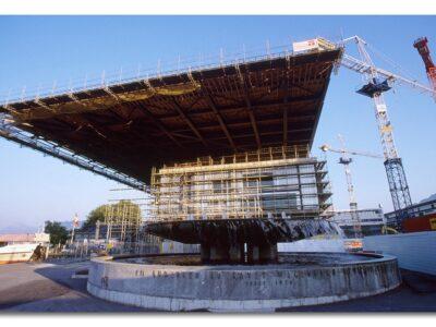 KKL Story Doppelseite Bau KKL